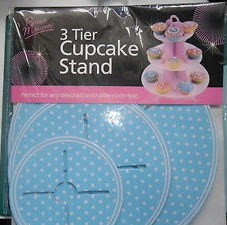 cupcake stand 3 tier