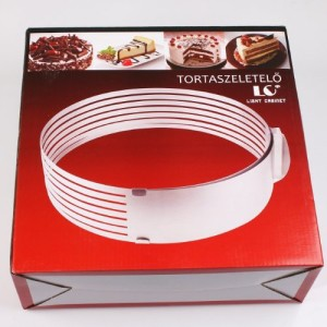 Cake Slicing Ring